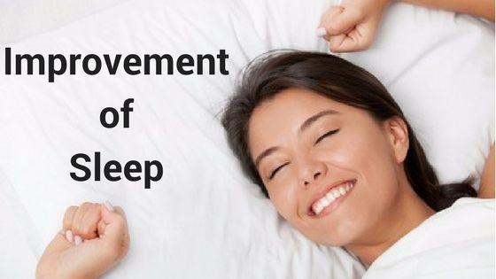 Doctor Dopps Chiropractic Improvement of Sleep